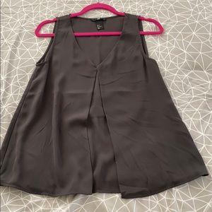 Dark brink dress shirt